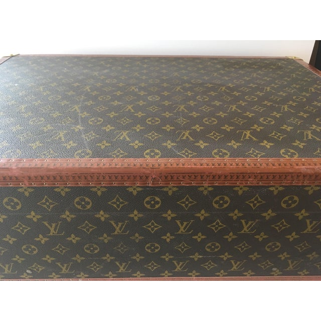 Louis Vuitton Louis Vuitton Hardside Luggage Piece For Sale - Image 4 of 9