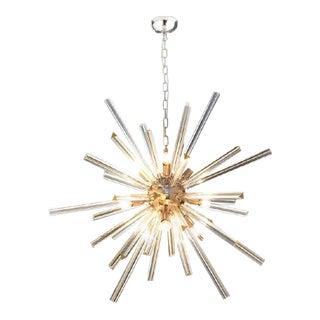 Murano Glass Triedo Sputnik Chandelier