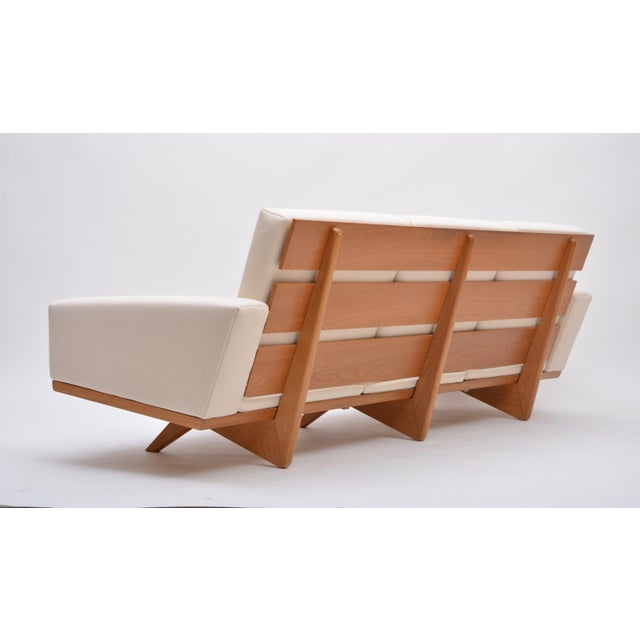 Oak Sofa by Georg Thams for as Vejen Polstermøbelfabrik, 1964 For Sale - Image 11 of 12