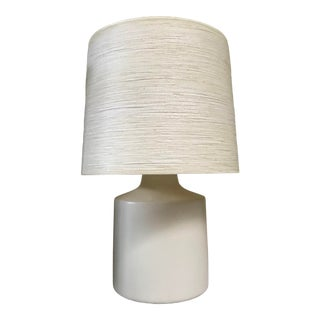 1960s Lotte and Gunnar Bostlund Lamp With Shade For Sale