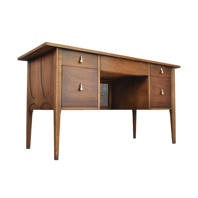 Mid-Century Modern Broyhill Brasilia Desk - Image 1 of 9