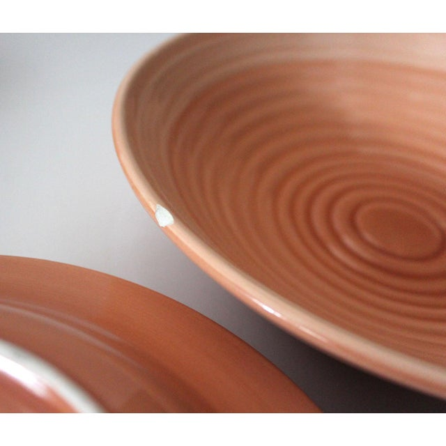 Modern 1980s Vintage HausenWare Dishes - Set of 15 For Sale - Image 3 of 8