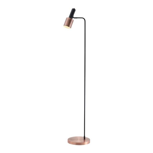 59 50 Metal Led Task Floor Lamp, Vintage Task Floor Lamp