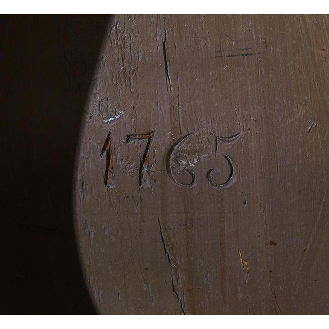 Antique Swedish Gustavian Mora Clock For Sale - Image 4 of 7