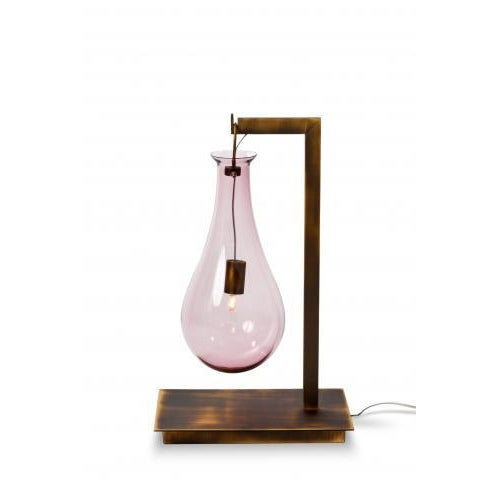 The Drop Table Lamp by Veronese For Sale In New York - Image 6 of 6