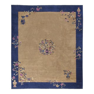 Traditional Hand Woven Rug - 12' x 14'4 For Sale