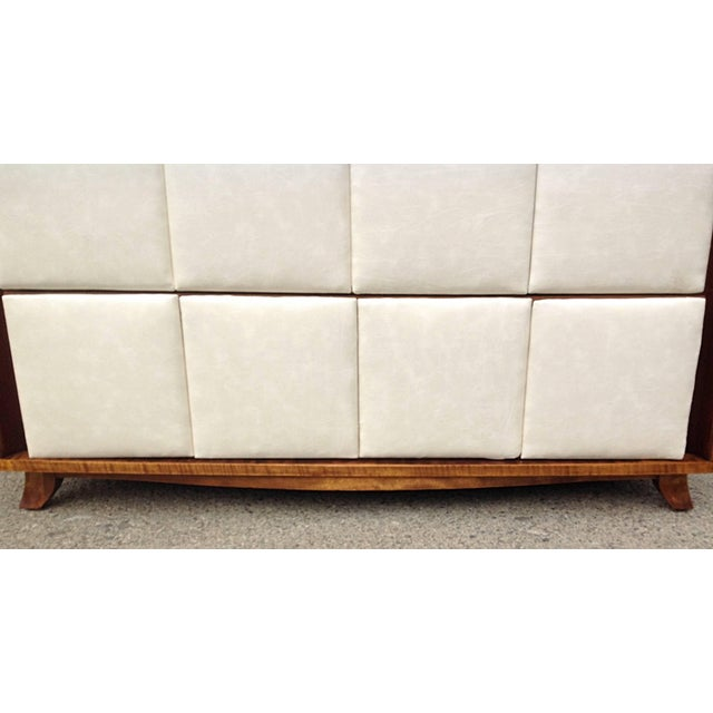 1940s 1940s Mid-Century Modern Gilbert Rohde for Herman Miller Mahogany Chest For Sale - Image 5 of 9