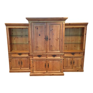 Rustic Wall Unit / Shelves For Sale