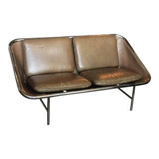 George Nelson 2 Seat Loveseat Sling Chair