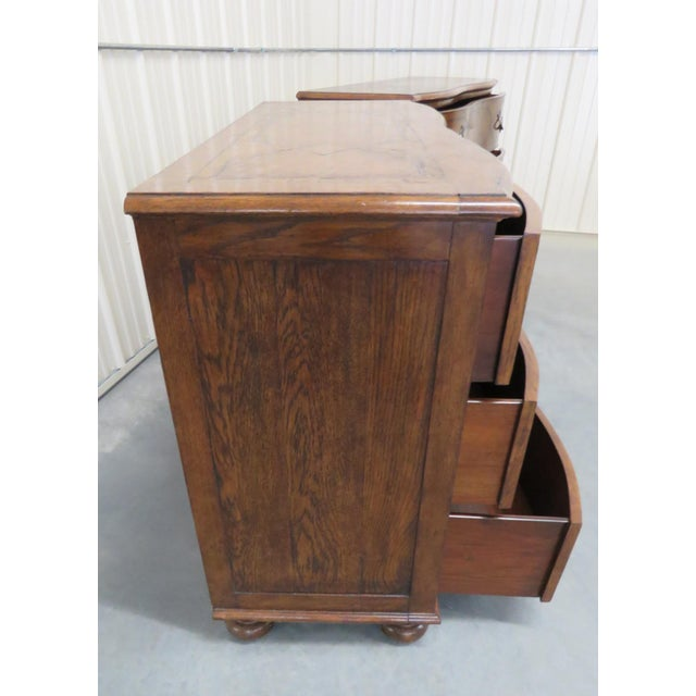 Wood Pair of Century Furniture Commodes For Sale - Image 7 of 11