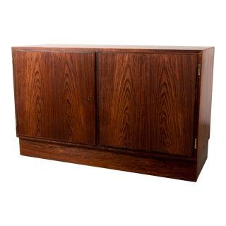 1960s Danish Modern Arne Vodder Rosewood Credenza For Sale