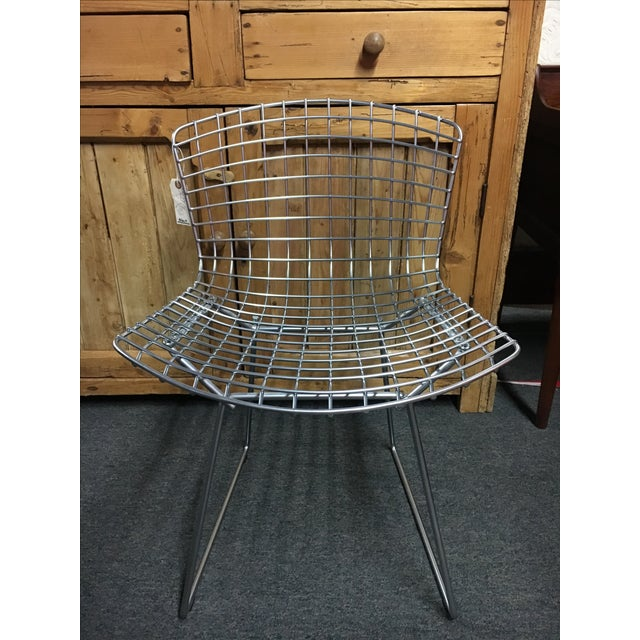 Knoll Bertoia Chairs - A Pair - Image 2 of 6