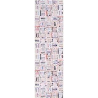 """Momeni Afshar Polyester Multi Runner Rug - 2'3"""" X 7'6"""" For Sale"""