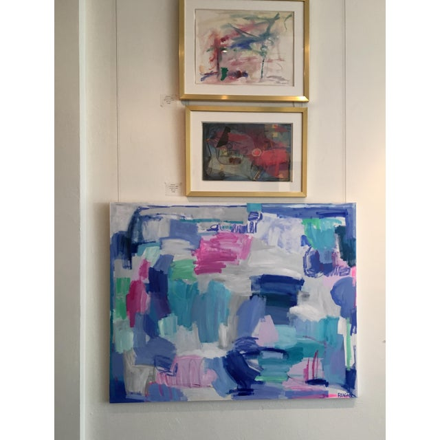 'My Summer House in Ack' Original Painting - Image 3 of 8