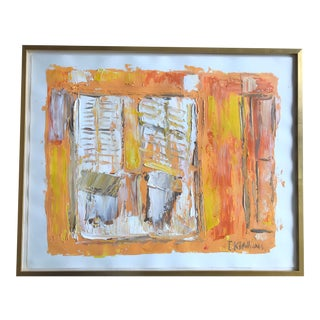 C. K. Williams Abstract Painting For Sale