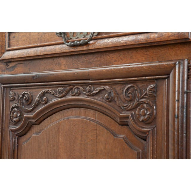 French 19th Century Oak Enfilade For Sale - Image 10 of 10