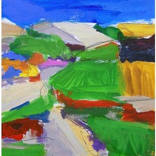 Landscape #5 Sketch by Heidi Lanino