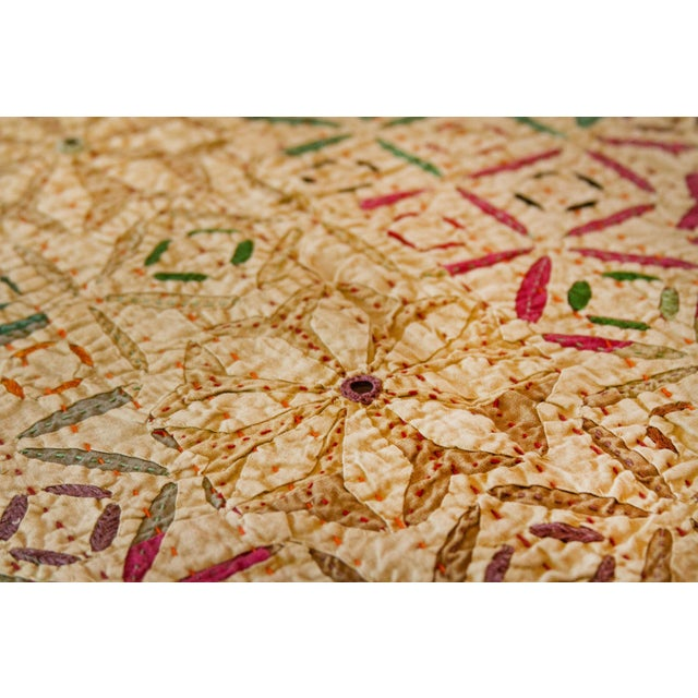 Raisla Kathodi Tribal Quilt For Sale In Los Angeles - Image 6 of 9