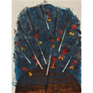 1959 Rufino Tamayo, Original Lithograph N5, Apocalypse of Saint John For Sale