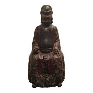 17th Century Daoist Temple Guardian For Sale
