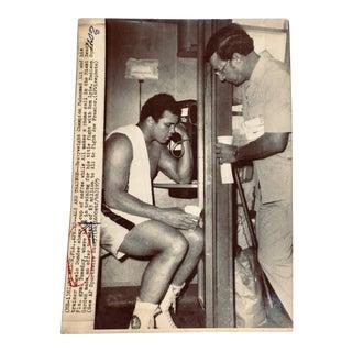 Vintage Muhammad Ali Photograph