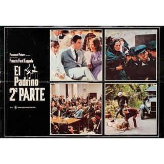 The Godfather: Part II 1975 Italian Fotobusta Film Poster For Sale