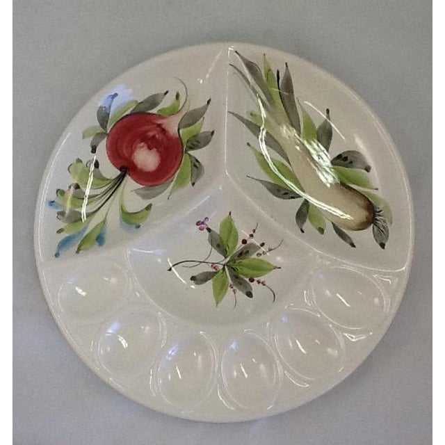 Lord & Taylor Deviled Egg Dish - Image 2 of 6