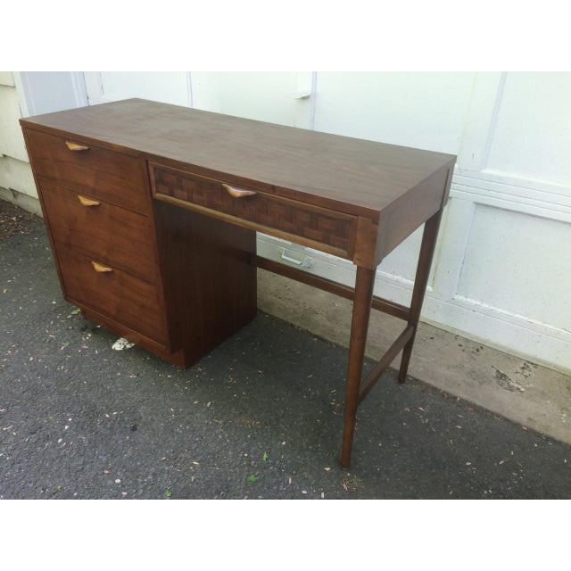 Lane Mid-Century Desk For Sale - Image 5 of 7