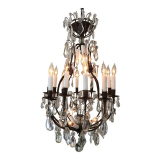 French 1820s Chandelier