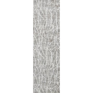 """Stark Studio Rugs Jeeves Rug in Taupe, 2'7"""" x 7'7"""" For Sale"""