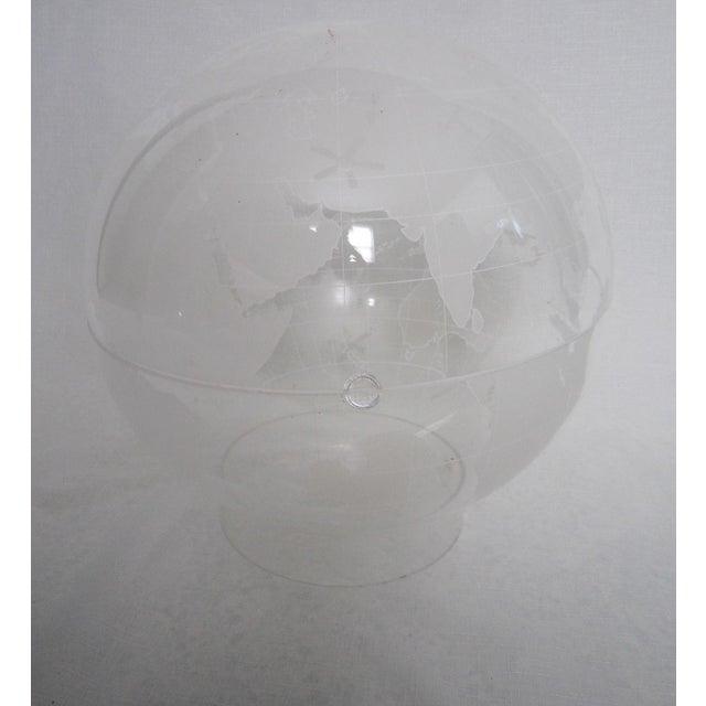 Modern Globe Ice Bucket For Sale - Image 4 of 5