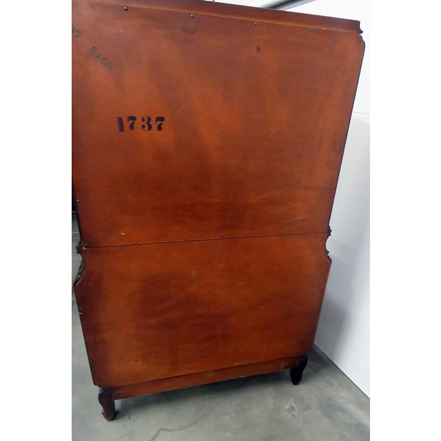 Chinese Chippendale Style Highboy For Sale - Image 10 of 11