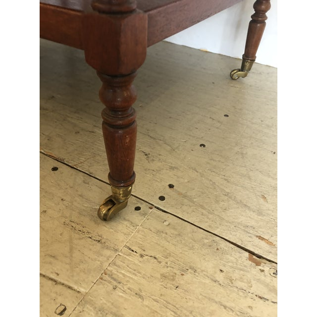 Grand Rapids Vintage 3-Tier Mahogany Side End Tables -A Pair For Sale In Philadelphia - Image 6 of 9