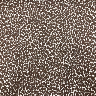 Contemporary Sister Parish Ollie Linen Designer Fabric by the Yard For Sale