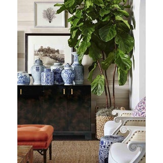 John Widdicomb the Moderne Collection Burl Walnut Credenza Preview