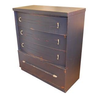 1940's High-Boy Dresser For Sale