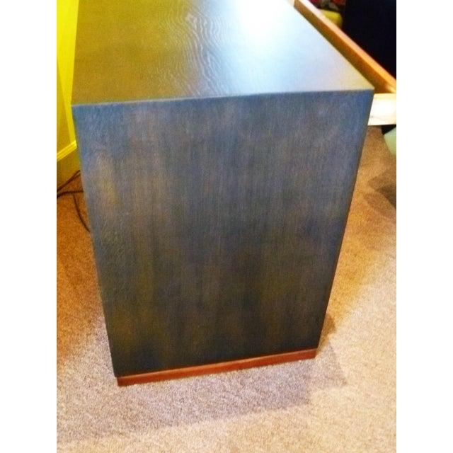 1950s Hans Wegner Ebonized Oak Teak Dresser Ry Mobler - 1950s For Sale - Image 5 of 13