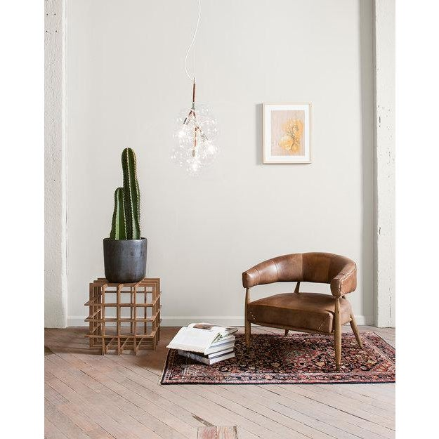 Modern Pelle Pendant Bubble Chandelier For Sale - Image 3 of 5