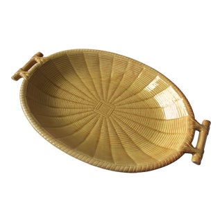 Vintage Platter For Sale