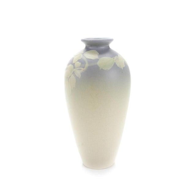 Weller Hudson Art Nouveau Pastel Vase - Image 2 of 6