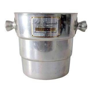 Vintage Asti Champagne Ice Bucket