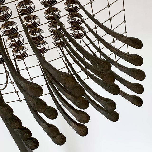 Christoph Bollinger Abstract Kinetic Sculpture For Sale - Image 10 of 13
