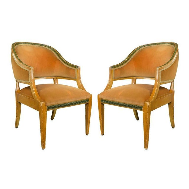 Pair of American 1940s Armchairs - Image 10 of 10