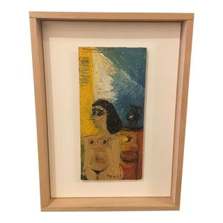 """""""Nude Woman"""" by Raymond Debieve"""