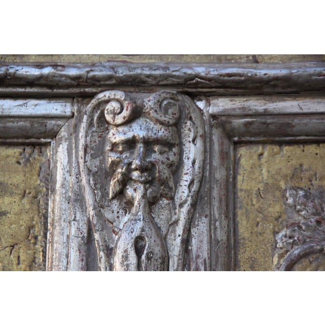 19th Century Carved Italian Panel For Sale - Image 4 of 6