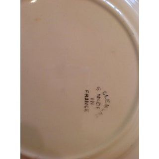 St. Clement French Faience Fruit Plates Preview