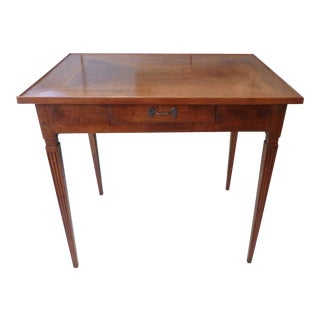 19th Century Italian Writing Table For Sale