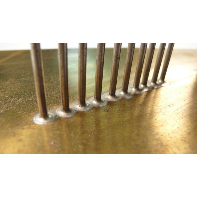 """Val Bertoia """"8 Times Sound"""" Rods Sculpture For Sale - Image 11 of 11"""