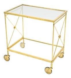 Image of Gold Bar Carts and Dry Bars
