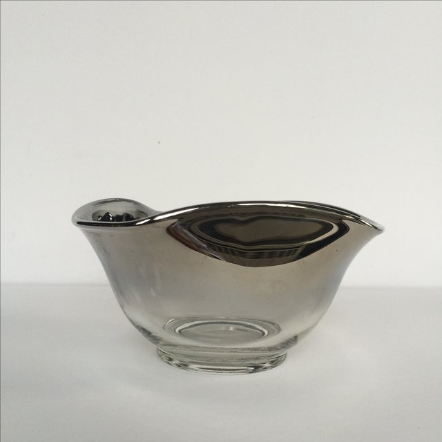 Silver Ombre Bowls- Set of 4 - Image 7 of 7